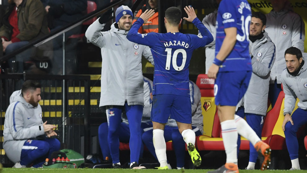 Sarri On Hazard's Future: We Need To Solve The Problem