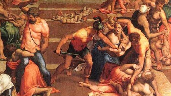 Resultado de imagen para santos inocentes