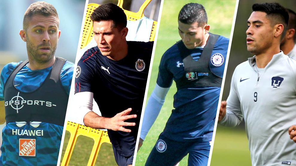 Toma forma el nuevo rostro de los cuatro grandes para el Clausura 2019