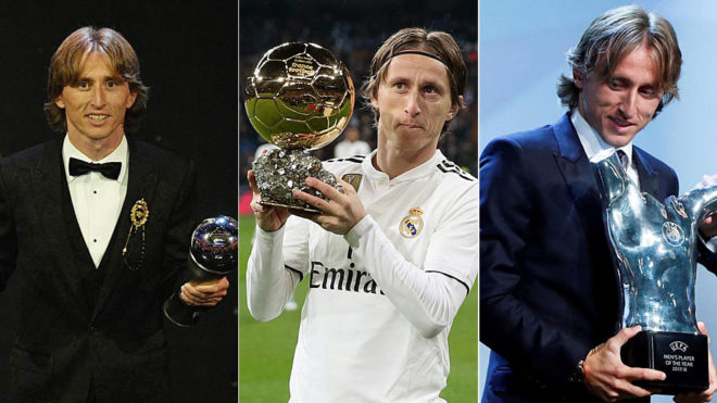 real madrid modric s year the footballer who dethroned messi and