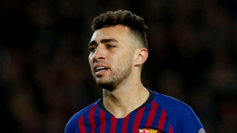transfer market fc barcelona munir and barcelona expected to part