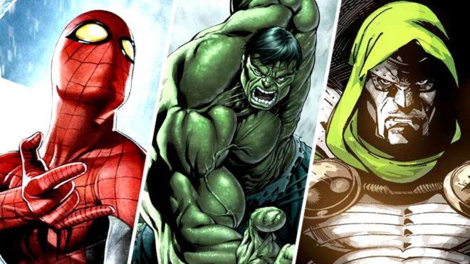 Los Diez Mejores Personajes Del Universo Marvel Marca Claro México