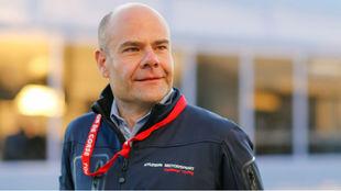 Adamo, el nuevo jefe de Hyundai en los rallies.