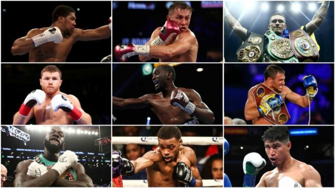 Boxeo Quién Es El Mejor Boxeador De Todos Los Pesos En La Actualidad Marca Com