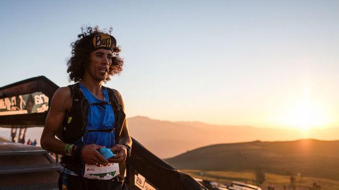 Zaid Ait Malek, en Ultra Pirineu.