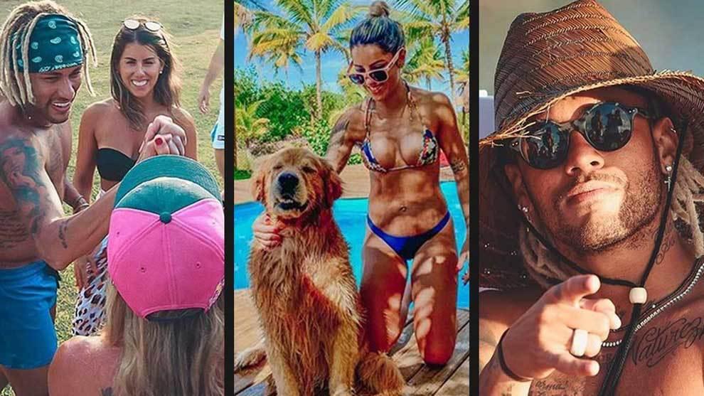 Brasil alucina con la fiesta de altura de Neymar, Arthur y Leticia Bufoni: sin límites para empezar el 2019