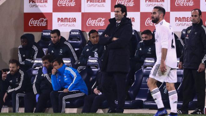Santiago Solari.