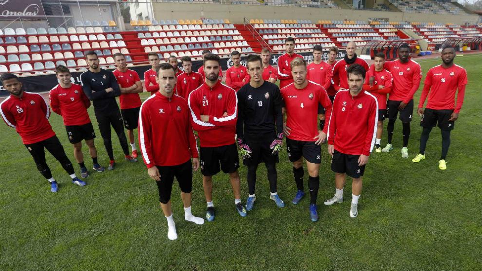 Liga 123  Los 12 profesionales que quedan en el Reus se niegan a ... 98735ab199867