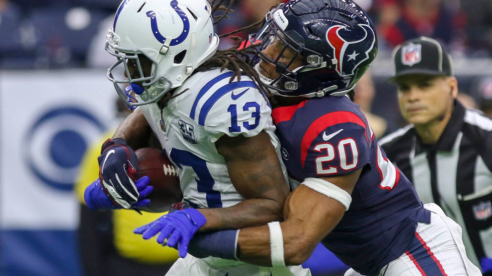 Playoffs Nfl 2019 Colts Vs Texans Horario Y Donde Ver Por Tv El