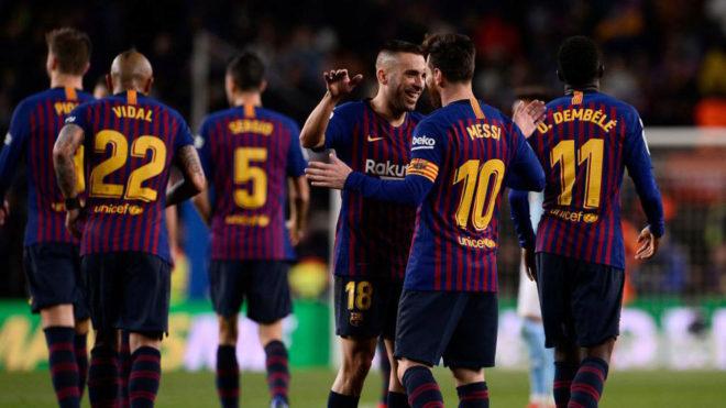 Prediksi Skor Bola Levante vs Barcelona 11 Januari 2019