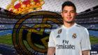 Montaje MARCA de Brahim con la camiseta del Madrid