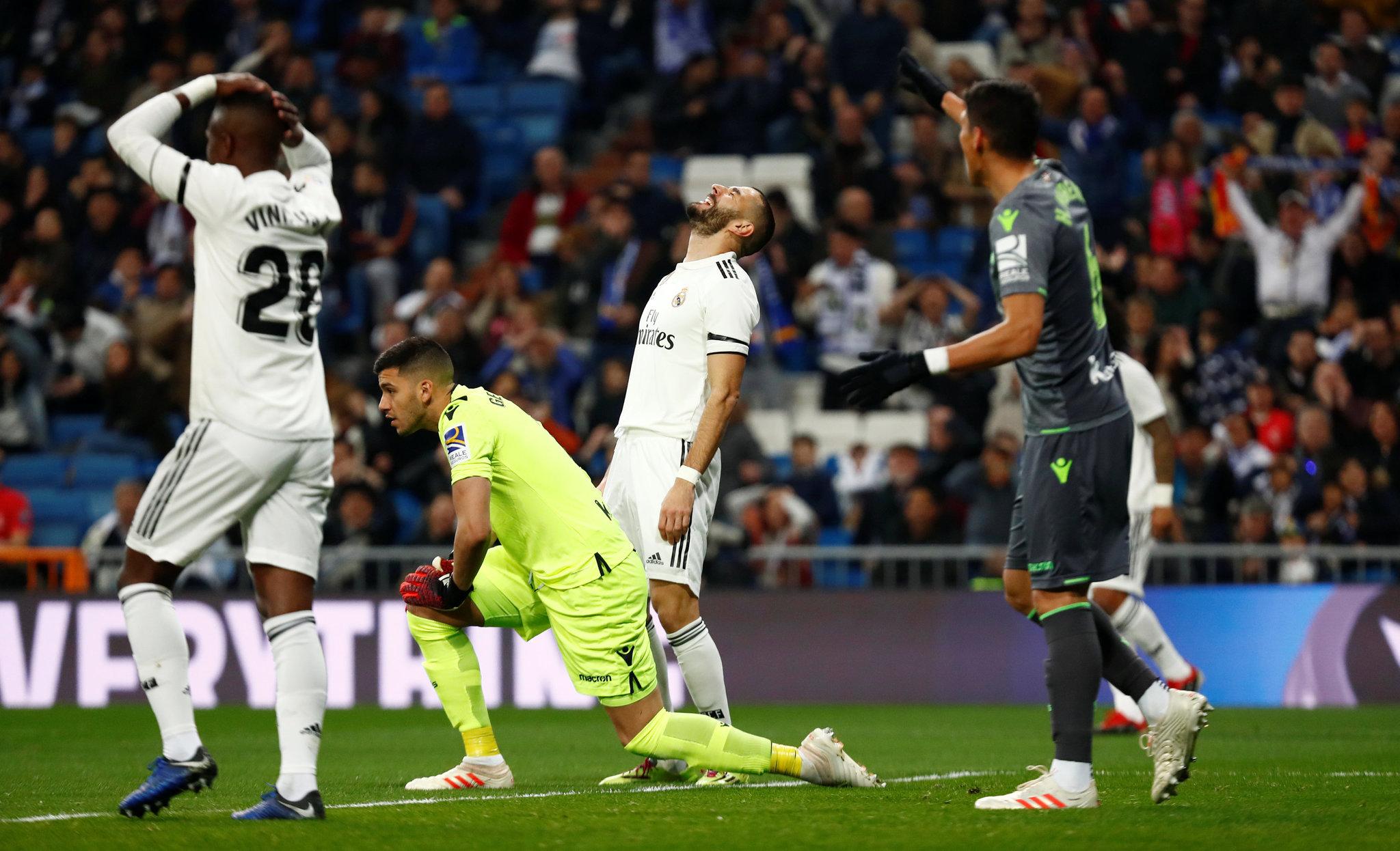 Betis vs Real Madrid: Già néo, đứt dây?
