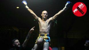 Carlos Coello, tras proclamarse campeón del mundo por segunda vez, el...