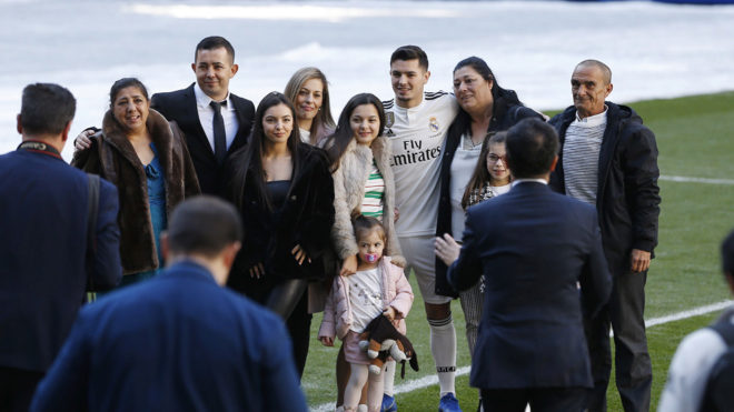 32fb41cd1 LaLiga Santander - Real Madrid  The  Angel  of Brahim Diaz