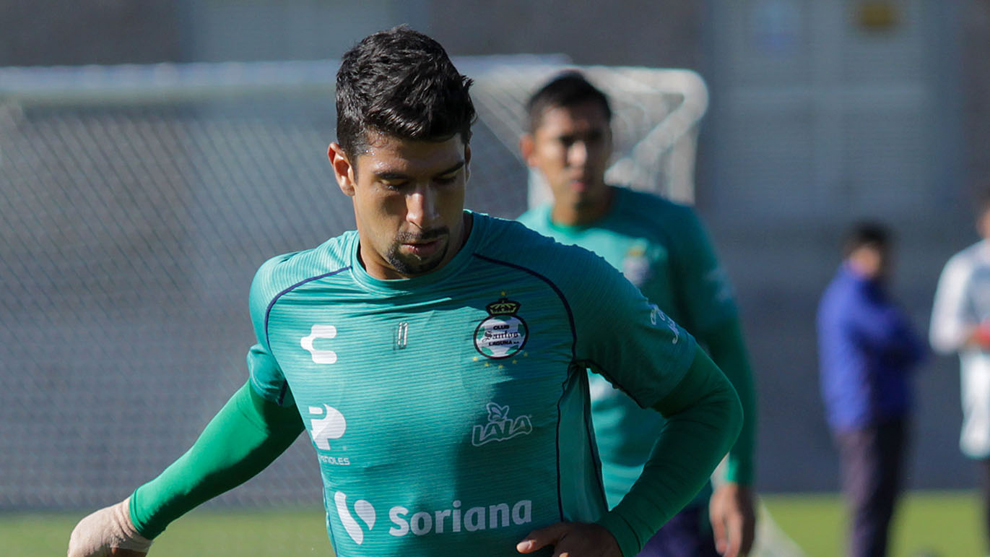 Eduardo Herrera, nuevo jugador de Necaxa — OFICIAL