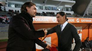 Afirmó que ahora se concentrarán en su juego de Liga ante Veracruz.