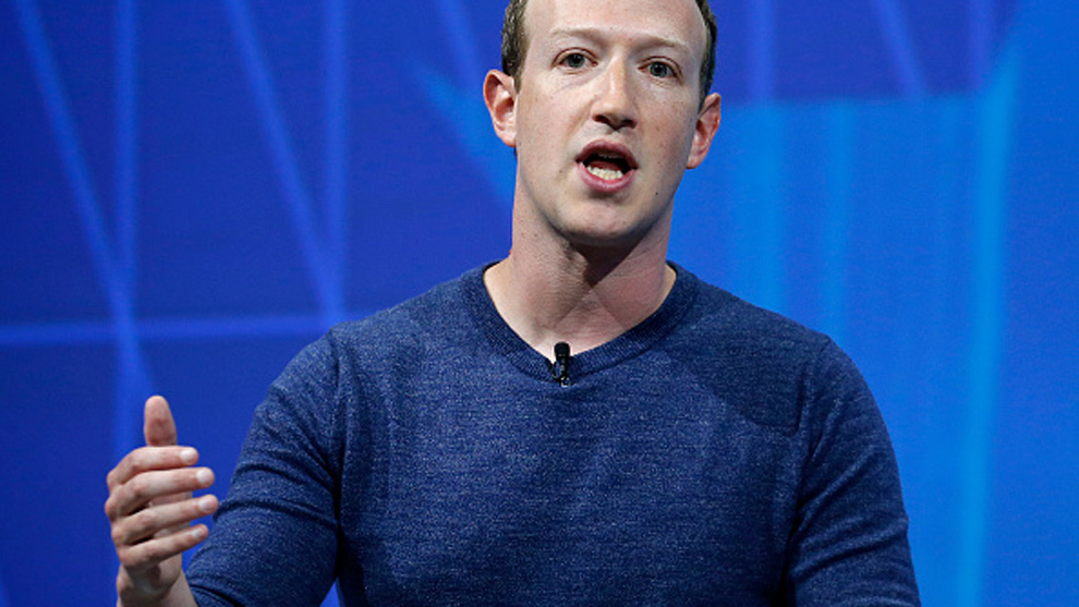 El reto de Año Nuevo de Mark Zuckerberg para Facebook