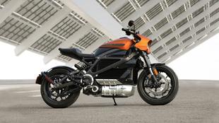 La nueva LiveWire de Harley-Davidson.