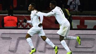 El Guingamp eliminó al PSG de la Copa de la Liga