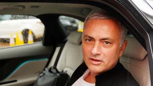 José Mourinho descarta dirigir en Portugal