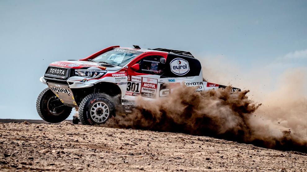 Nasser Al-Attiyah Dakar 2019