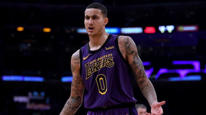 NBA: Magic, Abdul-Jabbar, Kobe... Kuzma Logra Algo Que No