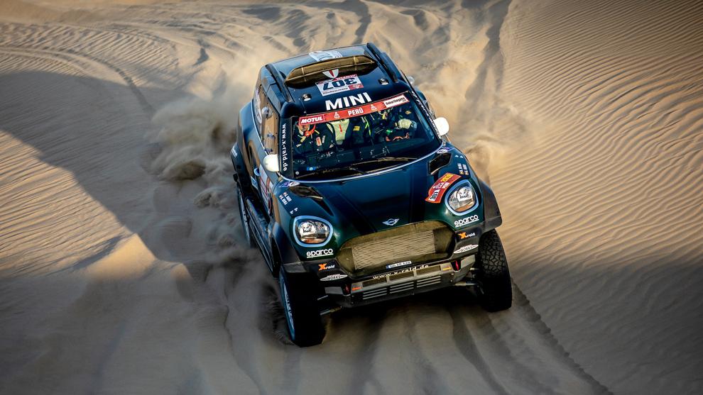 Nani Roma Dakar 2019