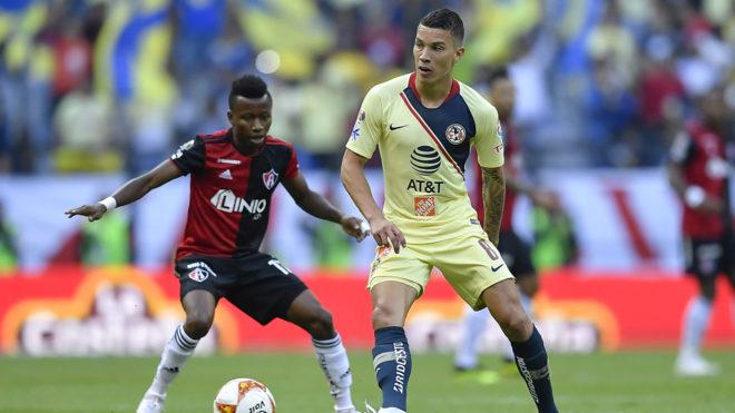 Liga MX  Atlas vs América  Horario y dónde ver por TV el duelo de la ... d174f4a799e48