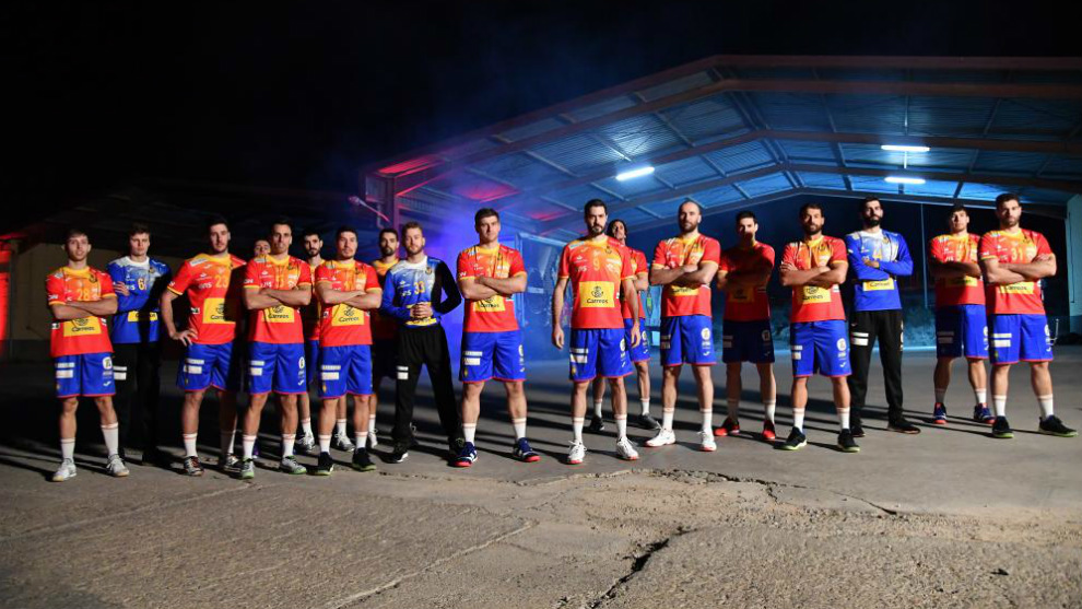 Foto del vídeo promocional de los 'Hispanos' para el Mundial 2019