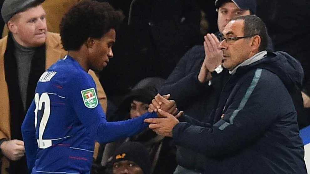 Chelsea venció a Newcastle y mantiene el cuarto lugar
