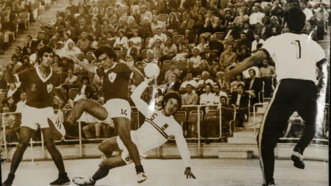 Imagen del España-Túnez de los Juegos de Múnich 72 en el...