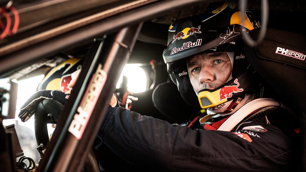 Sebastien Loeb Dakar 2019