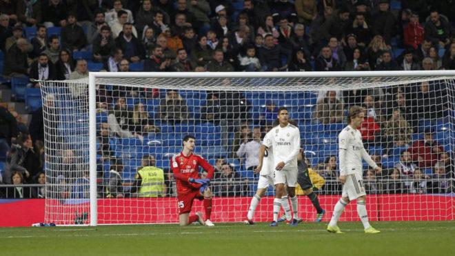 El registro del siglo que batirá el Madrid si no gana al Betis