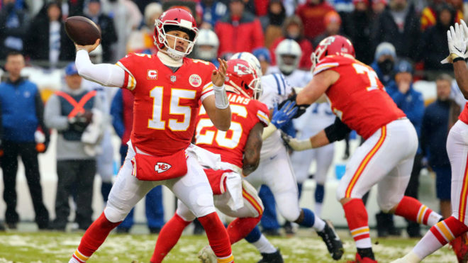 Nfl Indianapolis Colts Vs Kansas City Chiefs Resumen Y Resultado
