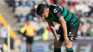 Valdés tiene la responsabilidad de despertar ante su exequipo.