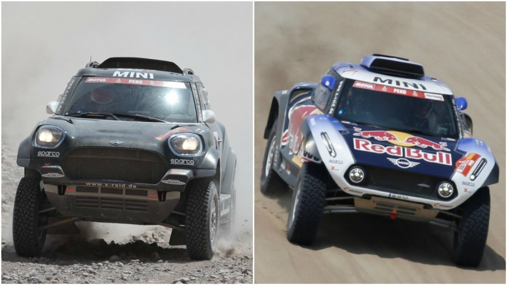 Así quedan las clasificaciones actualizadas del Dakar 2019