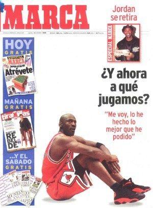 NBA: Se cumplen 20 años de la segunda retirada de Michael Jordan ...