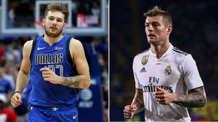 Doncic and Kroos.