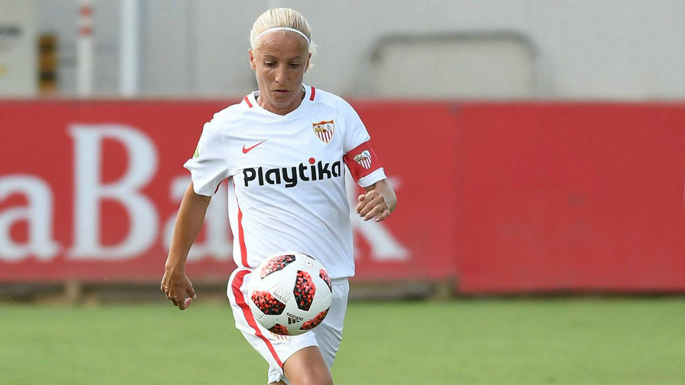 Primera Iberdrola: Alicia Fuentes, futbolista a los 40 | Marca.com