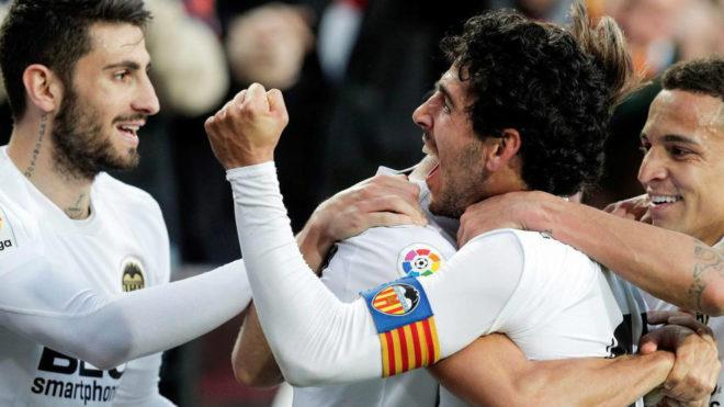 Valencia CF  Parejo