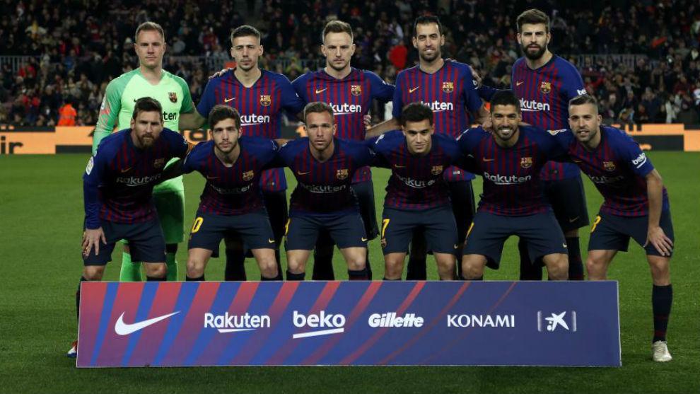 Uno a uno del Barcelona vs el Eibar: Coutinho 'vuelve' al Camp Nou