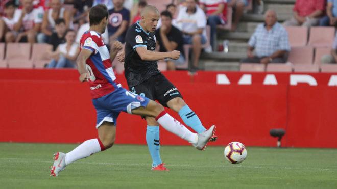 Kravets deja Lugo y firma por cuatro temporadas con el Leganés
