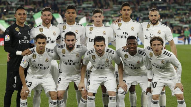El uno a uno del Real Madrid vs Betis: ¿Quién sigue diciendo que Vinícius es sólo humo?