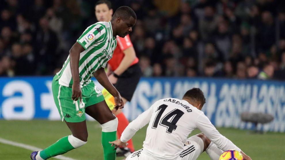 William vio su quinta amarilla y no podrá jugar el domingo frente al Girona