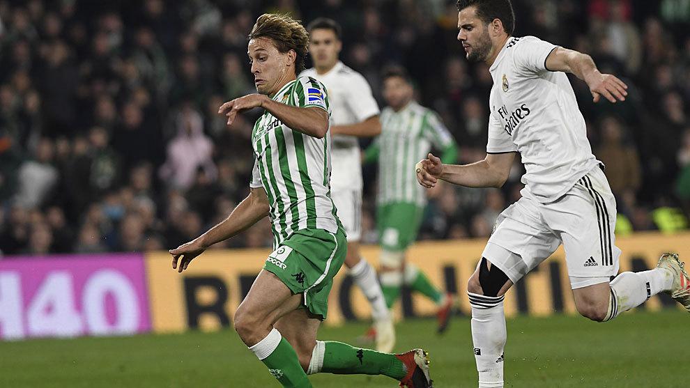 El Madrid de menos posesión de los últimos ocho años