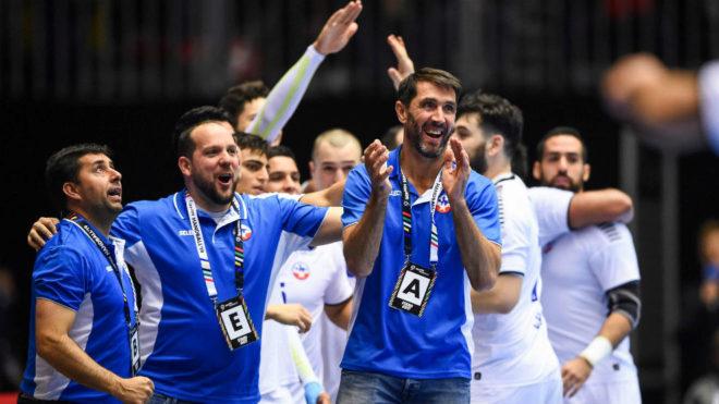 ¡Triunfazo! Chile logra histórica victoria en el Mundial de Balonmano