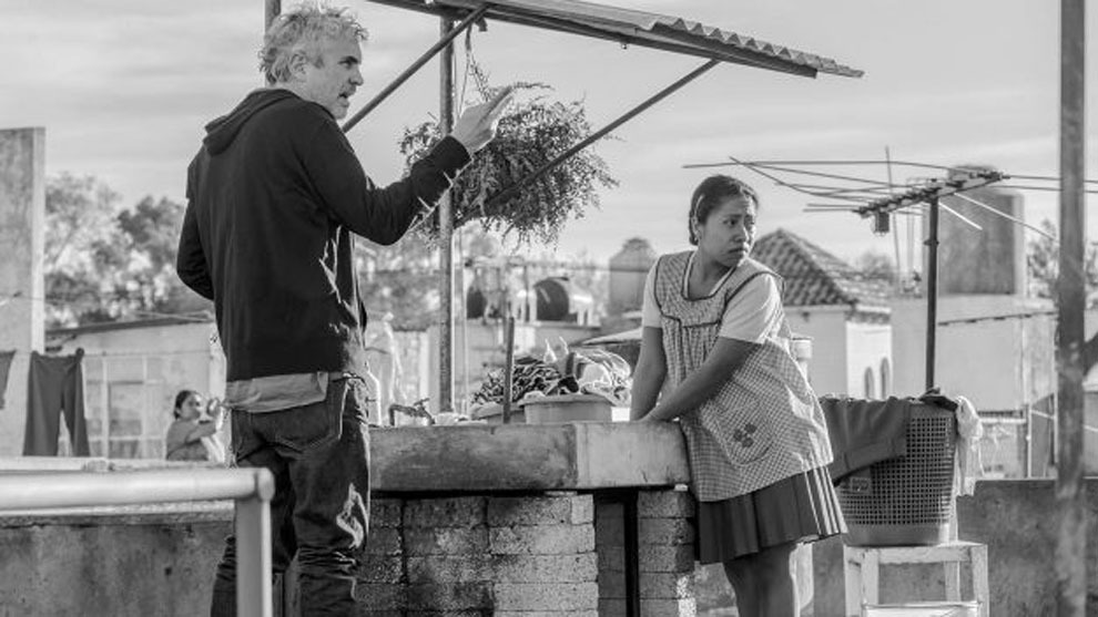 'Roma' gana Mejor Película en Lengua no Inglesa en los Premios Bafta