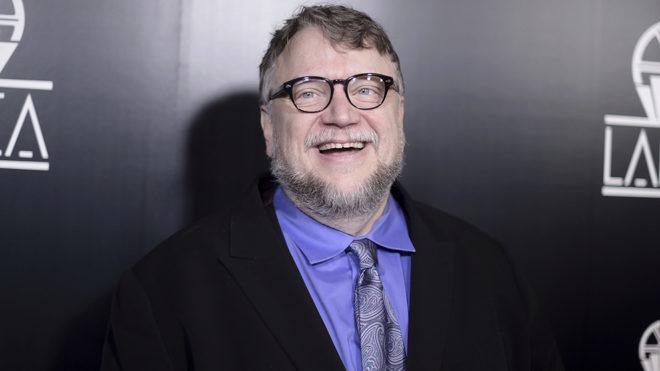 Guillermo del Toro, director de 'La Forma del Agua'