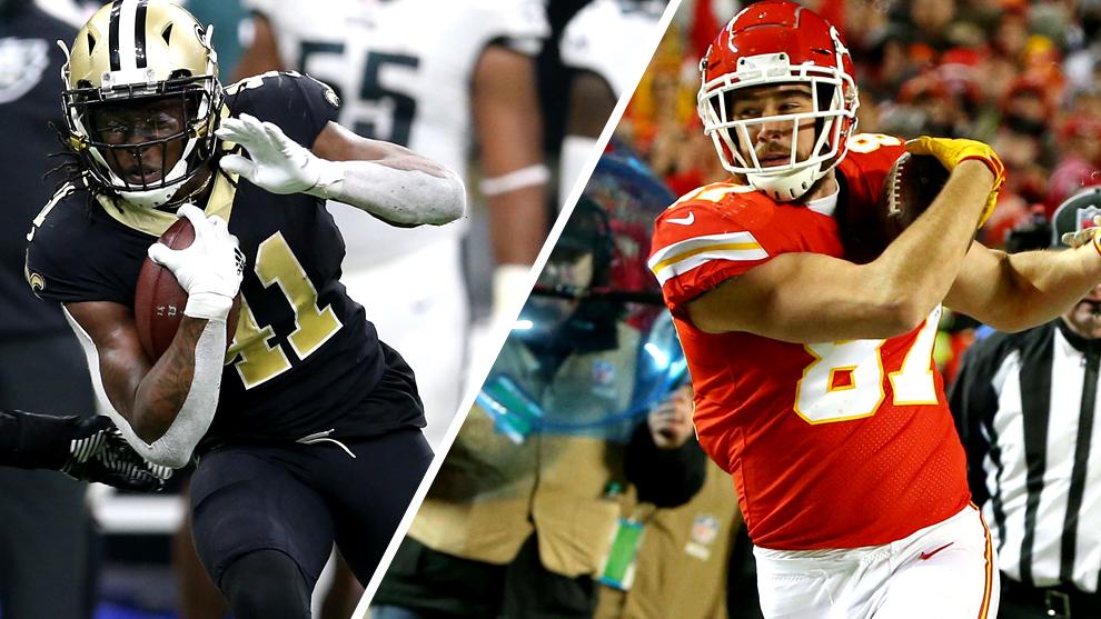 NFL: Finales de Conferencia; ¡Listas!