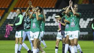 León acaba con la racha invicta de Tigres Femenil.